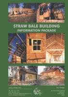 A Straw Bale Building – Information Package
