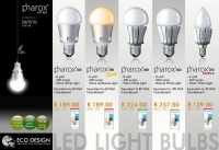 LED Light Bulbs from Pharox